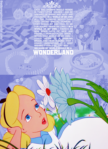 Alice in Wonderland wallpaper possibly with anime entitled Alice in Wonderland - Fan Arts