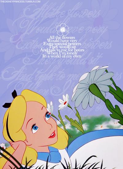 Alice in Wonderland - Fan Arts
