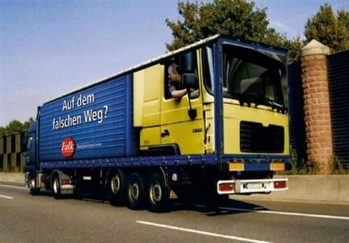 Amazing Truck ART
