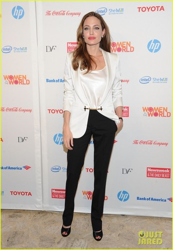 Angelina Jolie: Women in the World Summit - Watch Now