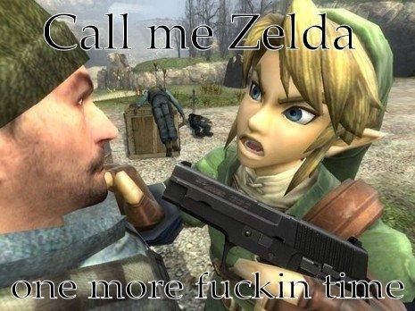 Angry Link