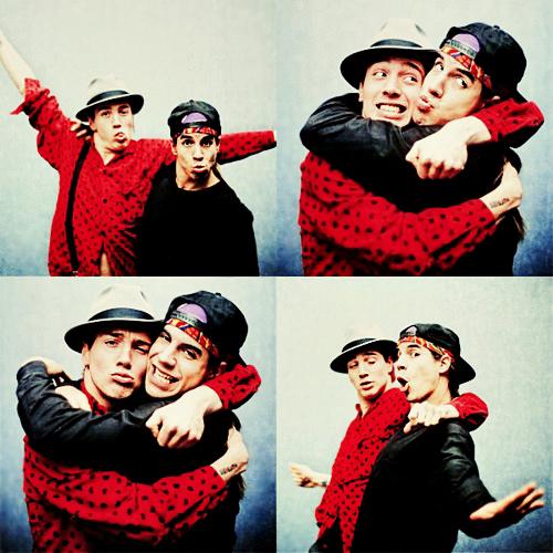 Anthony & John
