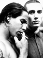 Anthony & John - red-hot-chili-peppers photo