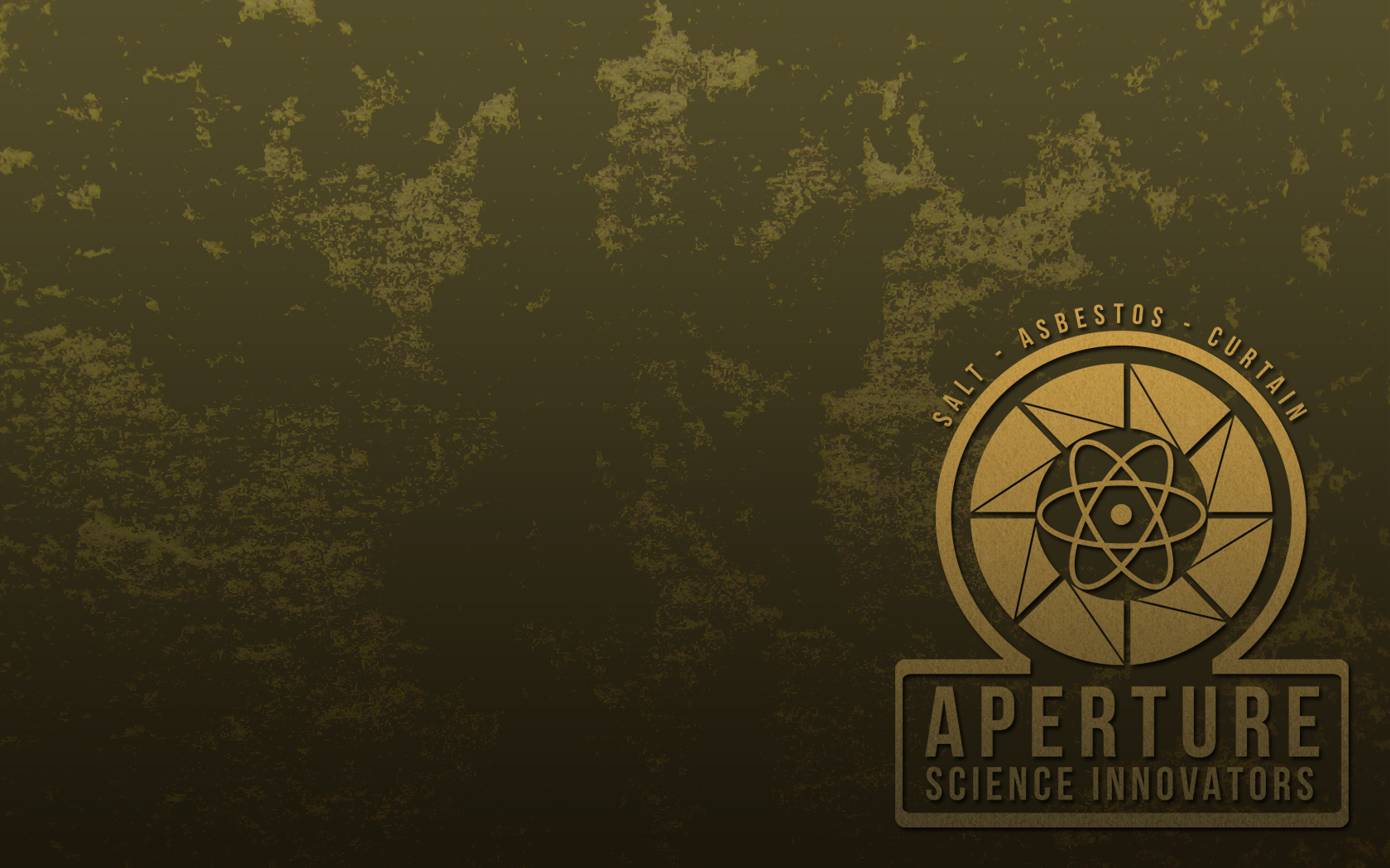Aperture Science - Portal 2 Wallpaper (29698734) - Fanpop