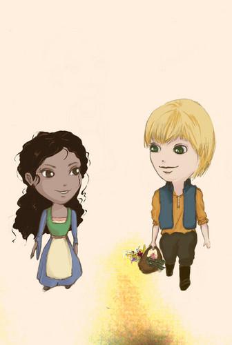 Arwen Sunshine