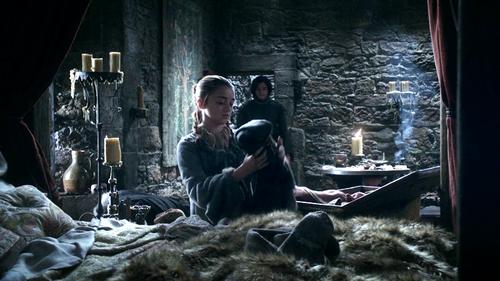 Arya and Jon
