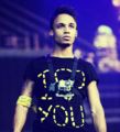 Aston at Alton Towers - aston-merrygold photo