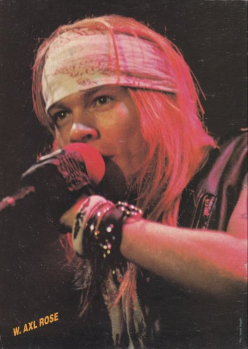 Axl rose images axl wallpaper and background photos 29649306