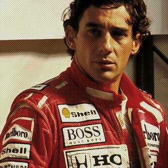 Ayrton Senna da Silva (21 March 1960 – 1 May 1994)