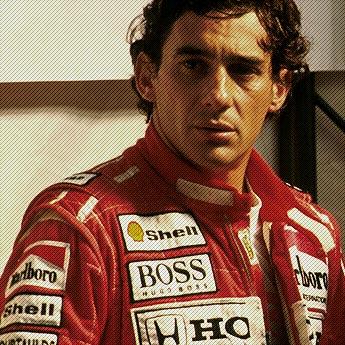 Ayrton Senna da Silva (21 March 1960 – 1 May 1994)