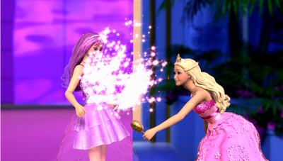 búp bê barbie the Princess and the Popstar image
