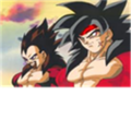 Bardock and King Vegeta fan art - bardock-and-king-vegeta fan art