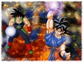 Bardock wallpaper - bardock-and-king-vegeta wallpaper
