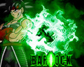 Bardock1` - bardock-and-king-vegeta photo