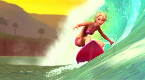Best Surfer in Malibu, Merliah Summers