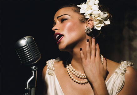 Billie Holiday - Eleanora Fagan April 7, 1915 – July 17, 1959 - celebrities-who-died-young Photo