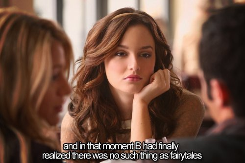 Blair Waldorf wallpaper with a portrait entitled Blair qoutes <3