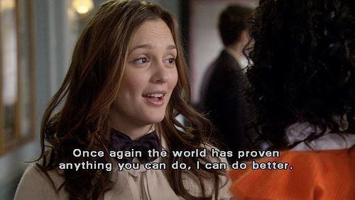 Blair qoutes <3