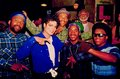Blue Gangsta ..!  - michael-jackson photo