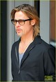 Brad Pitt: Morning After 'Make it Right' Gala - brad-pitt photo