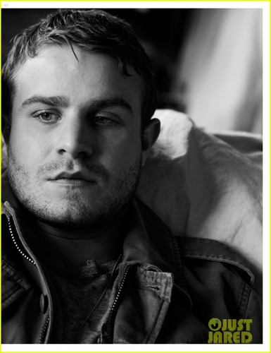 Brady Corbet: 'Flaunt' Magazine Feature