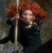 Brave - pixar Screencap