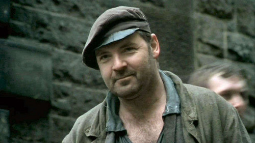 Brendan Coyle as Nicholas Higgins in North and South 2004