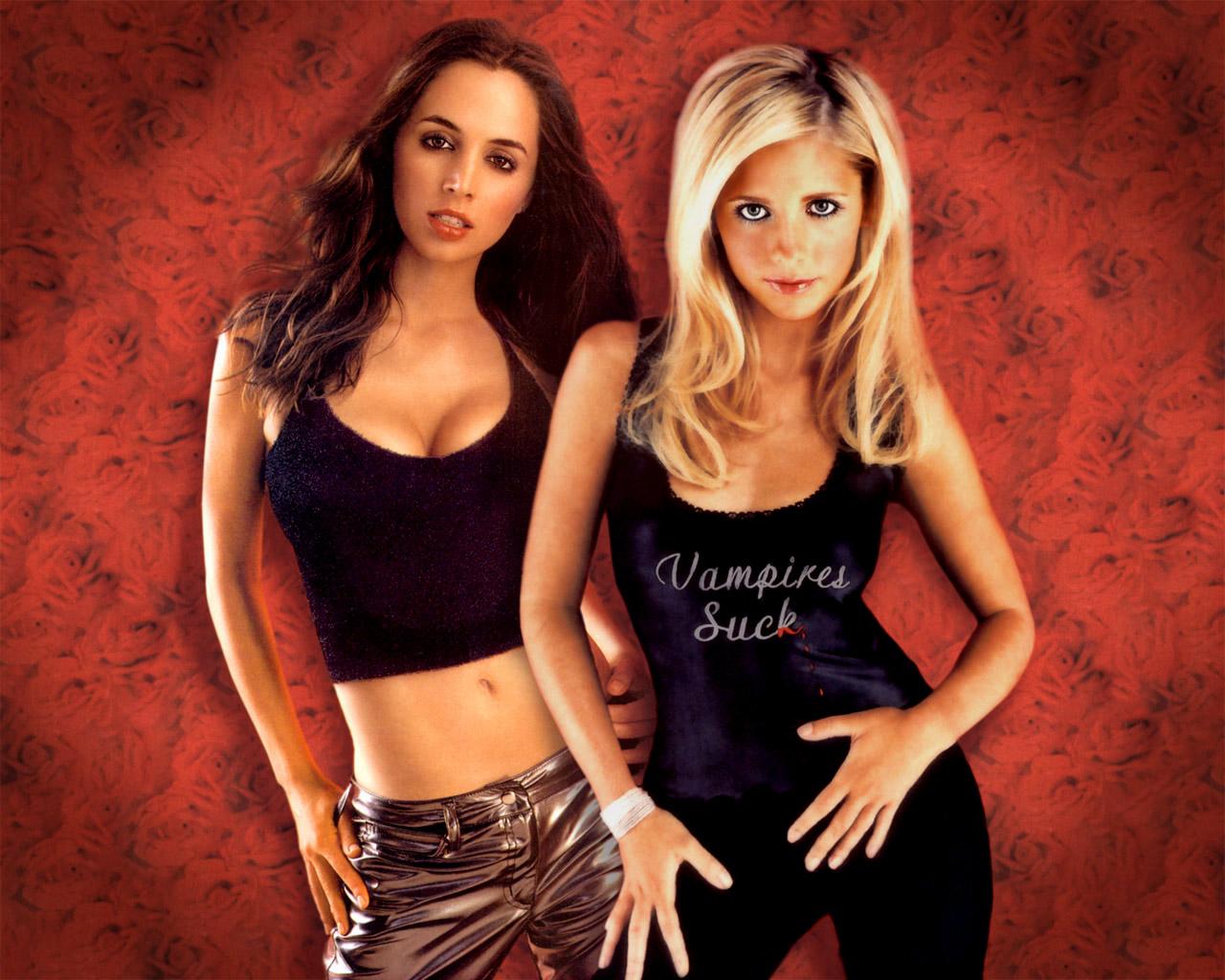 Buffy the vampire slayer nude fakes