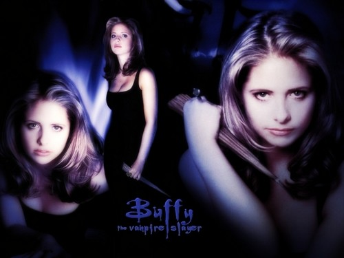 HaleyDewit Обои containing a portrait titled Buffy Summers (Buffy the Vampire Slayer)