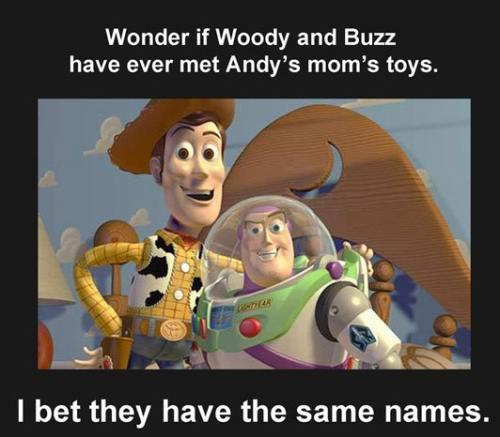 Buzz and Woody - sex-and-sexuality Fan Art