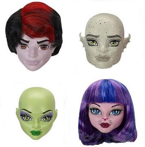 C-A-M heads