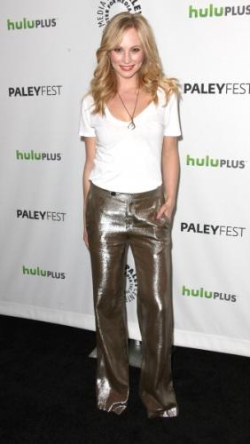 Candice at PaleyFest 2012