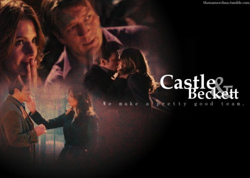 Castle and Beckett <33