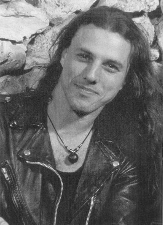 "Charles Michael ""Chuck"" Schuldiner (May 13, 1967 – December 13, 2001"