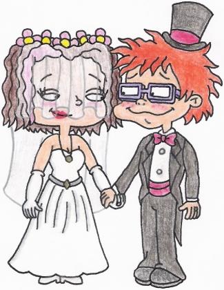 Chuckie and Lil - Rugrats Fan Art (29614214) - Fanpop