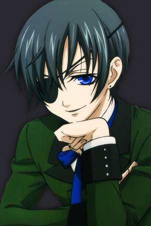 Ciel Phantomhive wolpeyper probably with anime called Ciel Phantomhive
