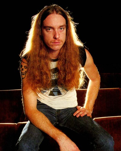 "Clifford Lee ""Cliff"" burton (February 10, 1962 – September 27, 1986)"
