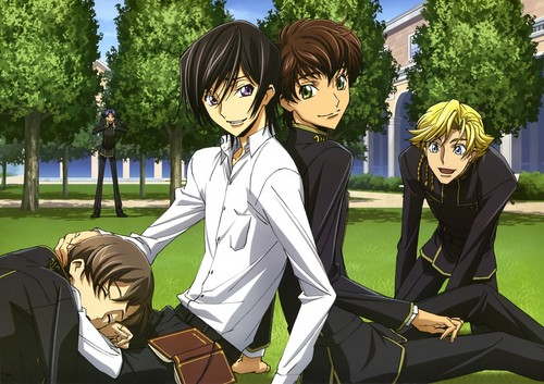 Code Geass Guys