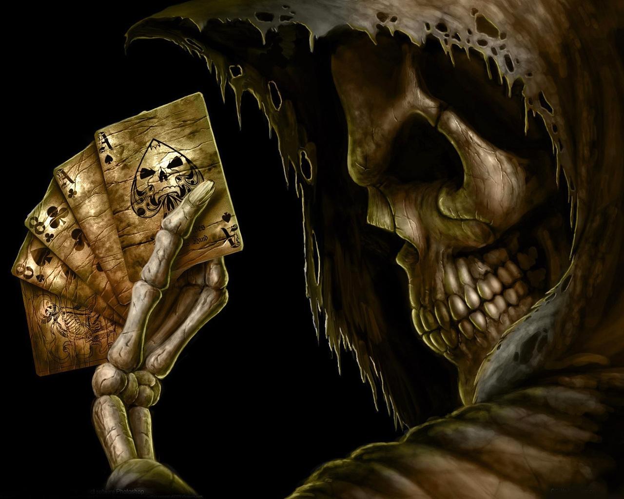 Fonds d'écran Cool Skeleton