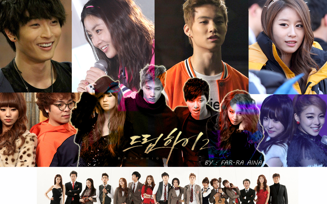 Dream High 2 images DH 2 HD wallpaper and background photos (29621518)