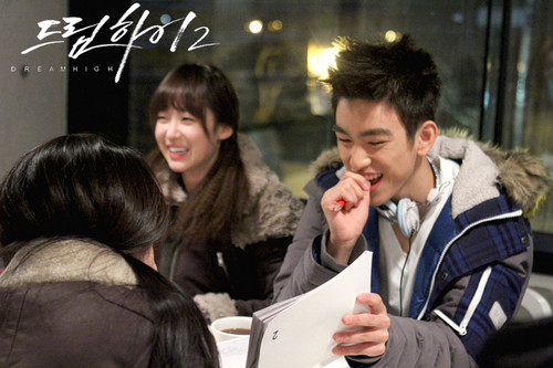 Dream High 2 wallpaper entitled DH 2