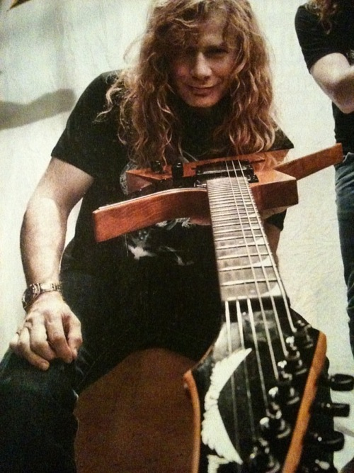 Young Dave Mustaine Dave Mustaine - Megade...