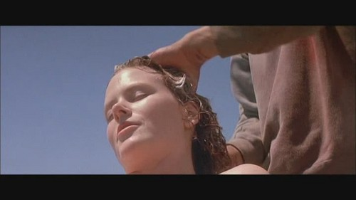 Nicole Kidman پیپر وال with a ویژن ٹیلی receiver and a high definition ویژن ٹیلی called Dead Calm