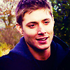 Dean Winchester photo containing a portrait titled Dean@