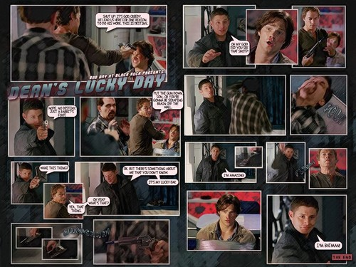 Dean lucky araw