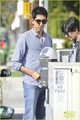 Dev Patel: Joan's on Third Lunch Break
