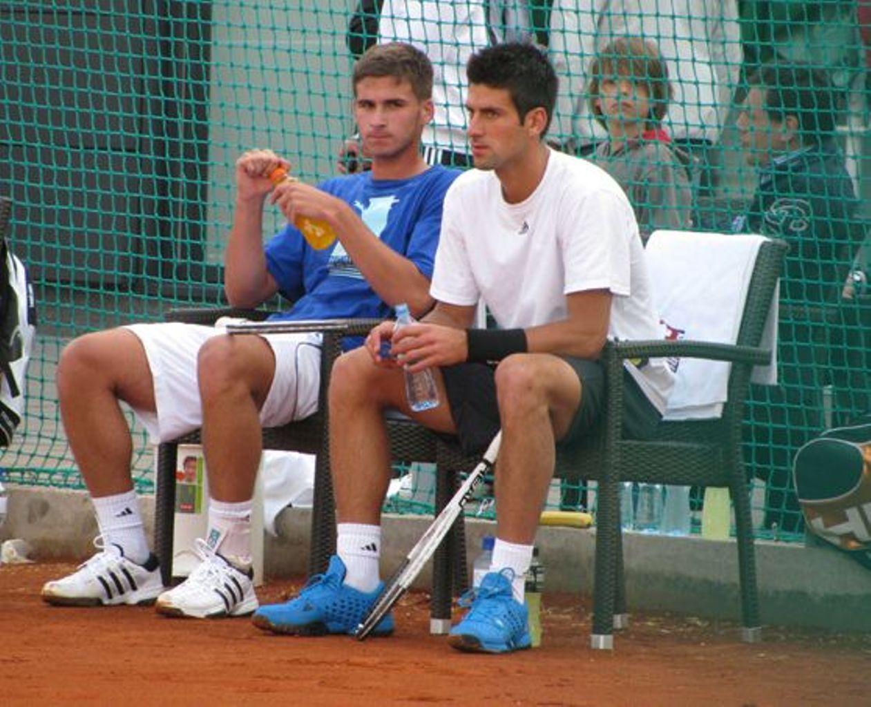Djokovic Brothers Novak Djokovic Photo 29603706 Fanpop