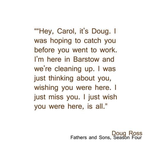 Doug and Carol ღ