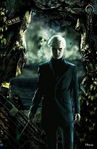Draco Malfoy wallpaper with a business suit, a suit, and a three piece suit entitled Draco