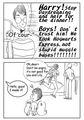 Drarry Comic Part 5